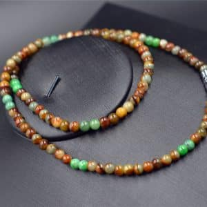 brown jade stone
