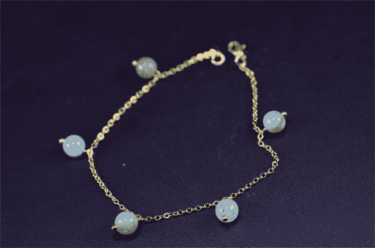 Helen Grade A Jade Jade beads bracelet jadeite gem  27121939 27121939
