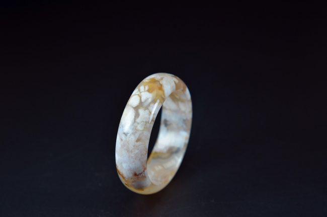 Healing Crystals Agate bangle 53 mm 20052026