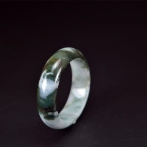 Small Translucent Jade Bangle 50 mm 200520128